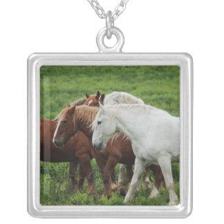Running Horses Custom Jewelry