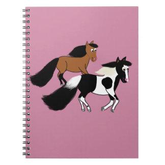 Running Horses Notebooks