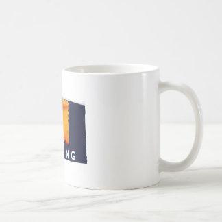 Running iGuide Endurance Coffee Mug