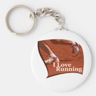 Running iGuide Marathon Keychains