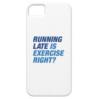Running Late iPhone 5 Cases