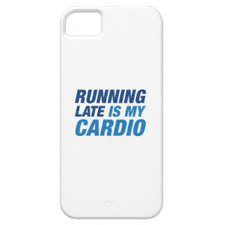 Running Late Is My Cardio Case For The iPhone 5