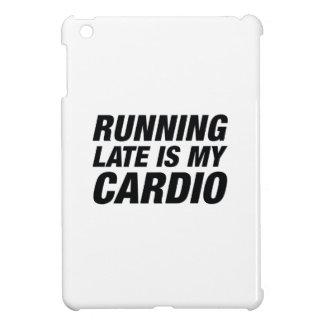 Running Late Is My Cardio iPad Mini Case