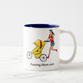 Running Mom Mug