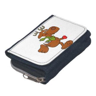 Running moose wallets