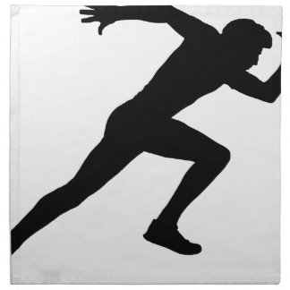 running napkin