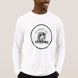 Running On Ketones Fitted Shirt