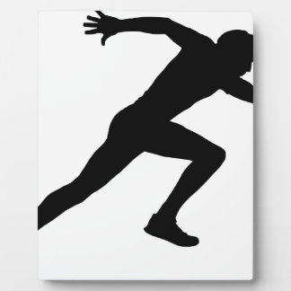 running plaque
