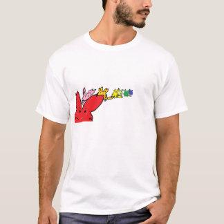 Running Rabbits Jogging T-Shirt