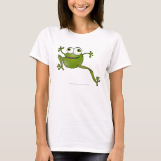Running Snake - Frog - Women T-Shirt