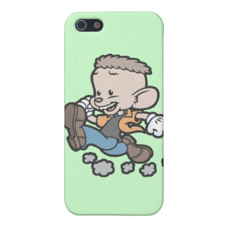 Running Spucky iPhone 5/5S Covers