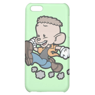 Running Spucky iPhone 5C Cover