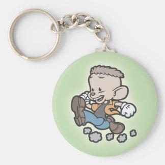 Running Spucky Keychain
