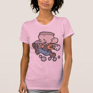 Running Spucky Tee Shirts