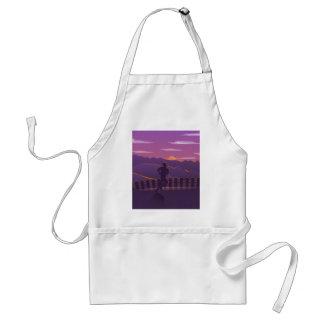 Running sunrise standard apron