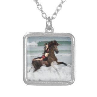 Running the Beach Custom Jewelry