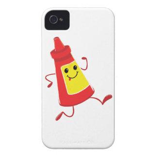 running tomato sauce Case-Mate iPhone 4 case