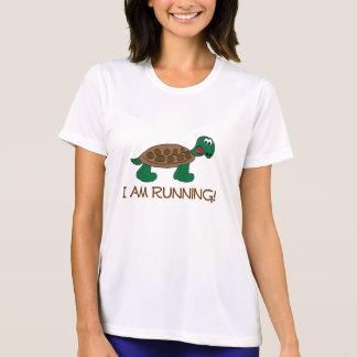 Running Tortoise Tshirt