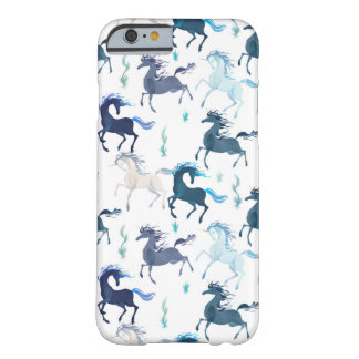 Running Unicorns, iphone 6 cover Barely There iPhone 6 Case