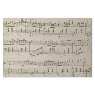 Running Waltz Tissue Paper