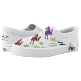 Running with the Hares Slip-On Shoes