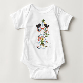 Runny nose of grace (remake) baby bodysuit