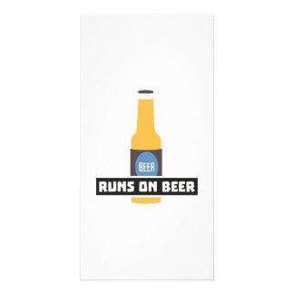 Runs on Beer Z7ta2 Card