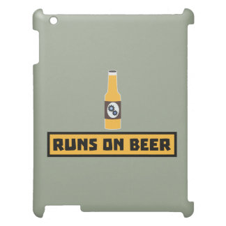 Runs on Beer Zmk10 Case For The iPad