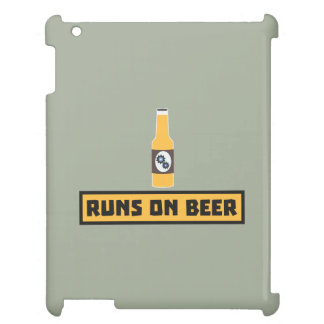 Runs on Beer Zmk10 Cover For The iPad