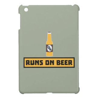 Runs on Beer Zmk10 Cover For The iPad Mini