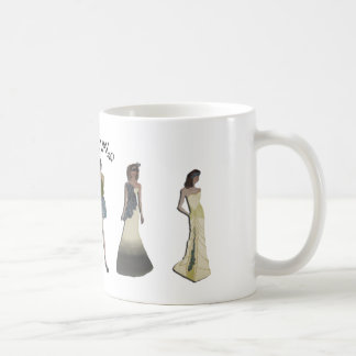 "RUNWAY 2.0: DESIGNER SERIES ""TIFFANY LANDON"" COFFEE MUG"