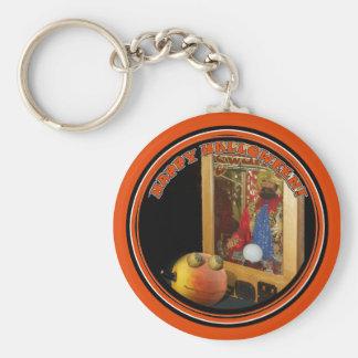 Rupert Pumpkin & The Swami Key Ring