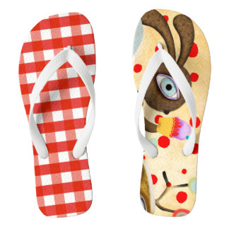 Rupydetequila Limited Edition Flip Flops