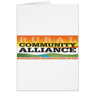 Rural Community Alliance Gifts and Apparel Card