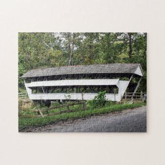 Rural Covered Bridge Puzzle