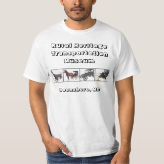 Rural Heritage Transportation Museum T-Shirt