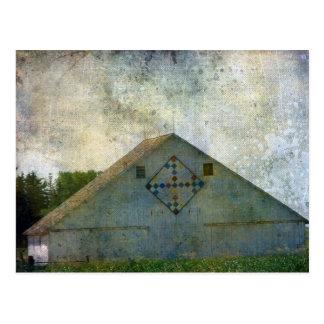 Rural Iowa Barn 2 Postcard
