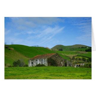 Rural life card
