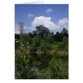 Rural Scene Card