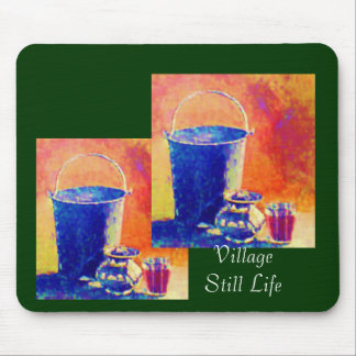 Rural Still Life -  No Water to Drink Mouse Pad
