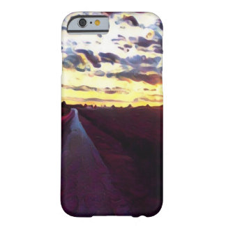 Rural Sunset Barely There iPhone 6 Case