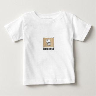 rush flush art baby T-Shirt