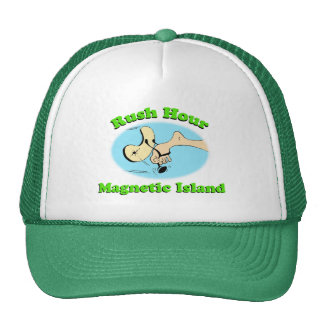 Rush Hour Magnetic Island hat
