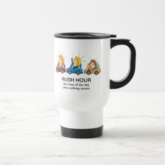 Rush Hour Mug