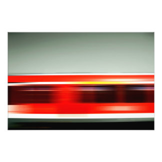 Rush Hour Photo Print
