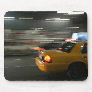 RUSH NEW YORK CITY MOUSE PAD