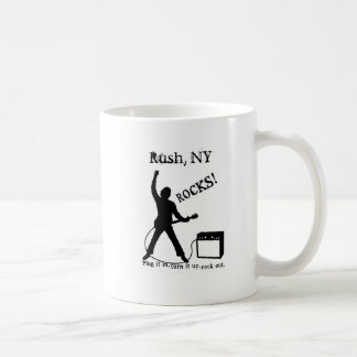 Rush, NY Mugs
