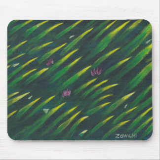 Rush of Light Mouse Pad