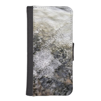 Rushing Water iPhone SE/5/5s Wallet Case
