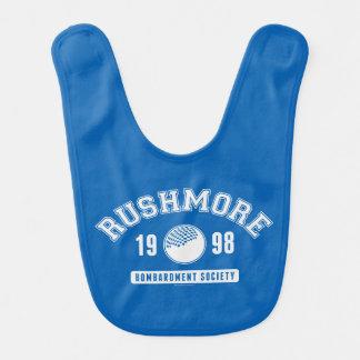 Rushmore Bombardment Society - Movie - White Bib